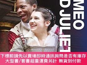 二手書博民逛書店Romeo罕見and Juliet (Cambridge School Shakespeare) 4th Edit