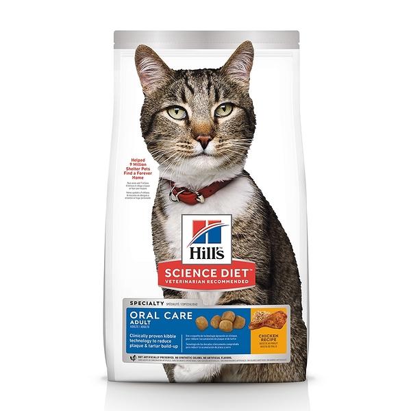 Hills 希爾思 成貓 口腔保健 雞肉特調食譜 1.59kg