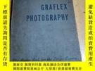 二手書博民逛書店GRAPHIC罕見GRAFLEX PHOTOGRAPHY(圖解的格拉弗勒斯攝影)Y21737 格拉弗斯 出