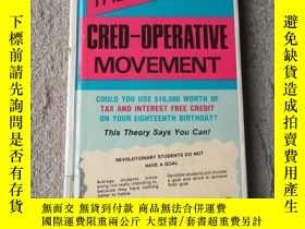 二手書博民逛書店The罕見new Cred-operative movement