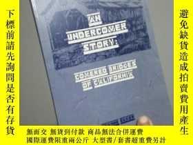 二手書博民逛書店An罕見undercover story: Covered bridges of CaliforniaY267