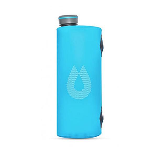 HydraPak Seeker 大容量軟式蓄水袋 2L 甜酒藍