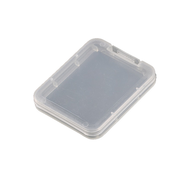 ◎相機專家◎ 免運費 CameraPro CF透明記憶卡盒 CF 內存卡收納盒 可收納1CF 方便攜帶 防塵