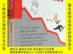 二手書博民逛書店LE罕見PRINCIPLE DE DILBERT 法語原版 精裝