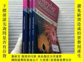 二手書博民逛書店Everyday罕見Mathematics Grade 4(STUDENT REFERENCE BOOK)+(ST