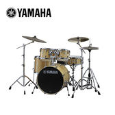 ~敦煌樂器~YAMAHA Stage Custom 爵士鼓組自然原木色款