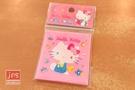 Hello Kitty 凱蒂貓 桌上立鏡 寶石 桃