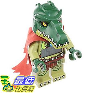 [美國直購] LEGO 9000577 Cragger 人偶鬧鐘 Legends of Chima Mini-Figure Alarm Clock 鱷霸王 神獸傳奇