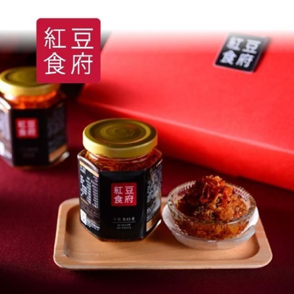 【南紡購物中心】紅豆食府SH.干貝XO醬禮盒(2入/盒)