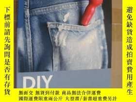 二手書博民逛書店DIY:all罕見the know-how you need t