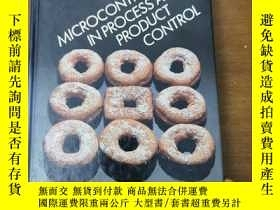 二手書博民逛書店Microcontrollers罕見in process and product controlY465688