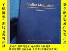 二手書博民逛書店Stellar罕見Magnetism (硬精裝)Y210872
