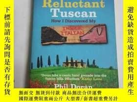 二手書博民逛書店the罕見reluctant tuscanY206777 Phi