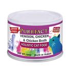 波菲特貓用主食罐(無加膠)【鹿肉.雞肉配方】