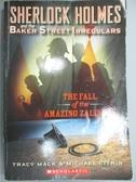 【書寶二手書T9/原文小說_LPB】Fall of the Amazing Zalindas_Mack, Tracy/