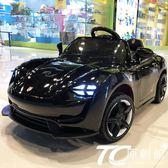 兒童汽車 嬰兒童電動車四輪可坐遙控汽車1-3歲4-5搖擺童車寶寶玩具車可坐人 TC原創館