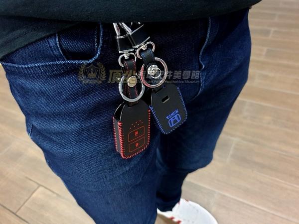 HONDA本田【FIT鑰匙套】2015-2022年FIT4代、3代 鑰匙保護套 IKEY皮套 感應鑰匙保護套