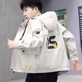 熱銷夾克外套男士2020新款秋季韓版潮流休閒上衣春秋衣服秋裝工裝男裝夾克