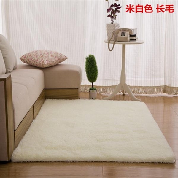 可機洗毛地毯 0.8*1.6米臥室床邊毯榻榻米 地墊滿鋪定制   汪喵百貨