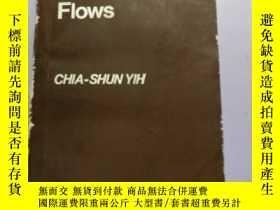 二手書博民逛書店Stratified罕見FlowsY19465 Chia-Shu