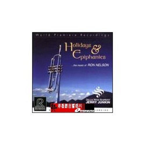 【停看聽音響唱片】【RR】十彩管樂