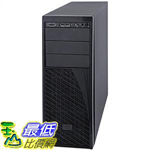 [106美國直購] Server System P4304BTLSHCNR Barebone System - 4U Pedestal - Socket H2 LGA-1155 - 1 x Total Processor