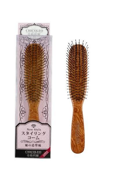 優の造型梳-葫蘆針梳 1入