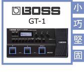 【非凡樂器】BOSS GT-1 旗艦型吉他綜合效果器 / 音色多樣操作簡單 / 贈導線 / 公司貨保固
