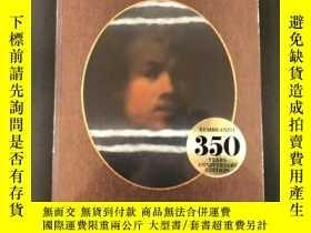 二手書博民逛書店[罕見]倫勃朗逝世350周年紀念畫集Rembrandt. The Self-PortraitsY401720