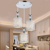 餐廳吊燈三頭led歐式吊燈具