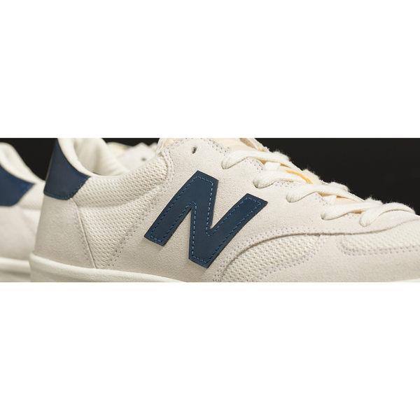 網路限定-【New Balance】復古鞋  CRT300WA-D 中性 米白