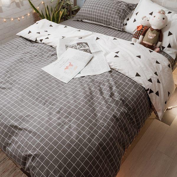 英格蘭 S2 單人床包雙人薄被套3件組  100%純精梳棉  台灣製