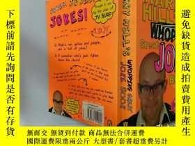 二手書博民逛書店Harry罕見Hill s Whopping Great Joke Book:哈裏·希爾那本很棒的笑話書.Y2