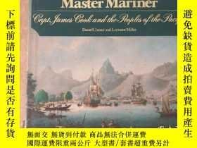 二手書博民逛書店Master罕見mariner : Capt. James Co