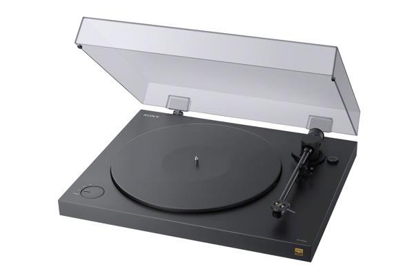展示機出清!! SONY PS-HX500 高解析音質黑膠唱盤 公司貨