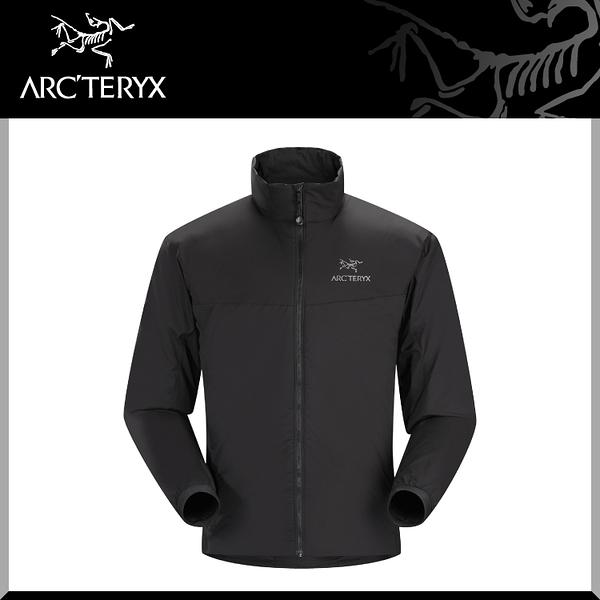 【ARC TERYX Atom LT 男化纖外套《黑色》】24478/保暖/戶外/休閒/外套