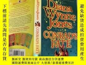 二手書博民逛書店diana罕見Wynne Jones 戴安娜懷恩瓊斯Y200392