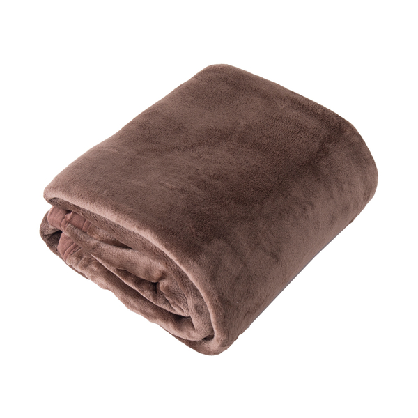 【FL生活+】HL高質感法蘭絨萬用毯-雙人加厚款(HL-094)200*180公分~不掉毛~不褪色~懶人毯~雙人毯