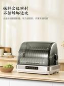 OLAYKS 小型消毒柜家用迷你碗筷餐具烘干消毒機臺式桌面保潔碗柜yyp 220v