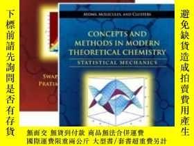 二手書博民逛書店Concepts罕見And Methods In Modern Theoretical Chemistry, Tw
