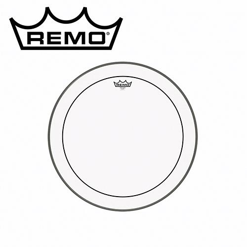 【敦煌樂器】REMO PS-1320-00 20吋雙層透明油面鼓皮