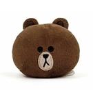 TOUCH-KR 韓國 Line Friends 環保型 微波加熱暖暖包 暖手玩偶│聖誕小禮 熊大│z6895
