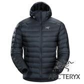 【Arc'teryx 始祖鳥】男 Cerium LT 羽絨外套 (防潑水處理.膨脹係數850.超輕)『夜景藍』L06918 保暖外套