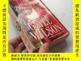 二手書博民逛書店Her罕見Dearest Sin【英文原版】Y8147 出版2002