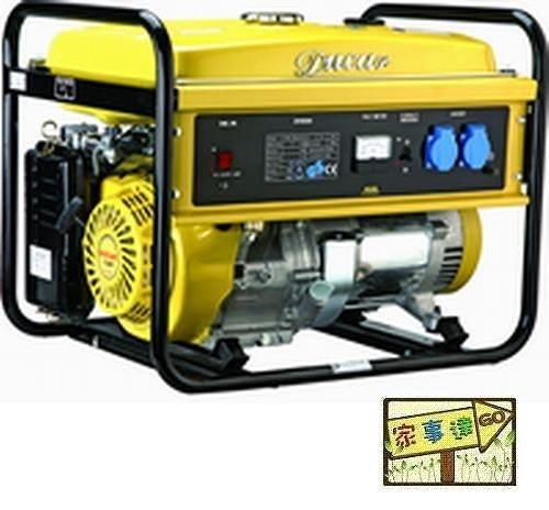 [ 家事達] DUCAR-GENERATOR -- 發電機3800W   特價