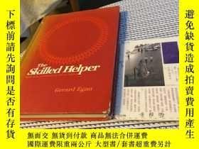 二手書博民逛書店【有水污】the罕見skilled helper : model