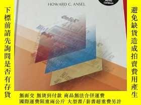 二手書博民逛書店Pharmaceutical罕見Calculations (13th edition) (16開,硬精裝) 【詳見