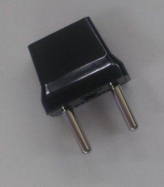 [ 中將3C ]  扁插座轉圓插頭(單顆 ) 55-132