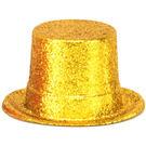 金蔥圓頂帽1入-璀璨金