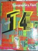 【書寶二手書T8/廣告_JCS】Typographics Four_Roger Walton